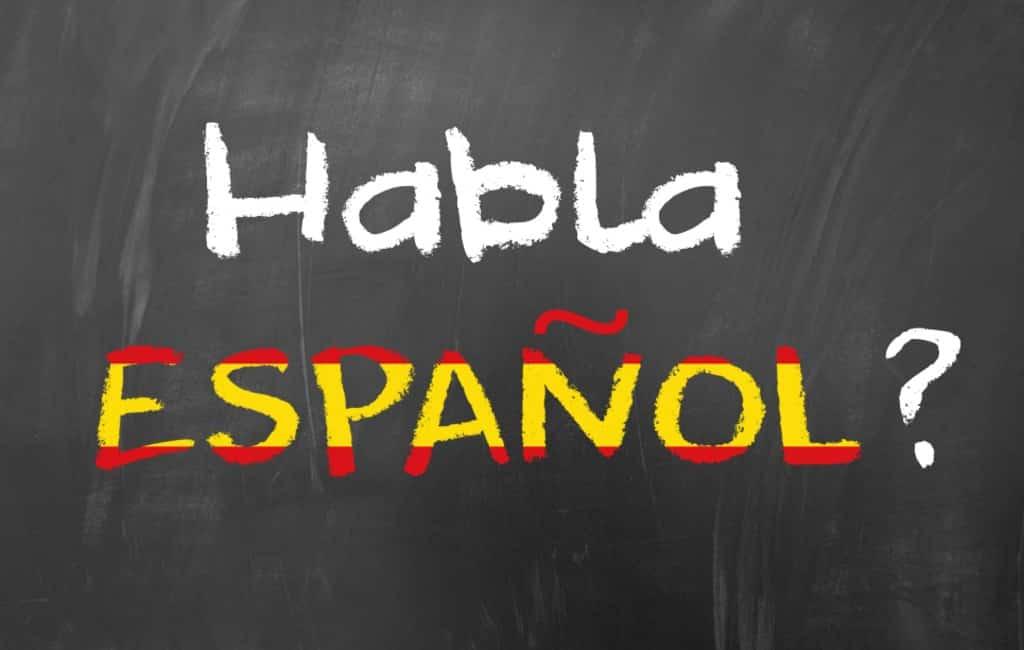 Door Nederlandstaligen gemaakte Spaanse taalfouten