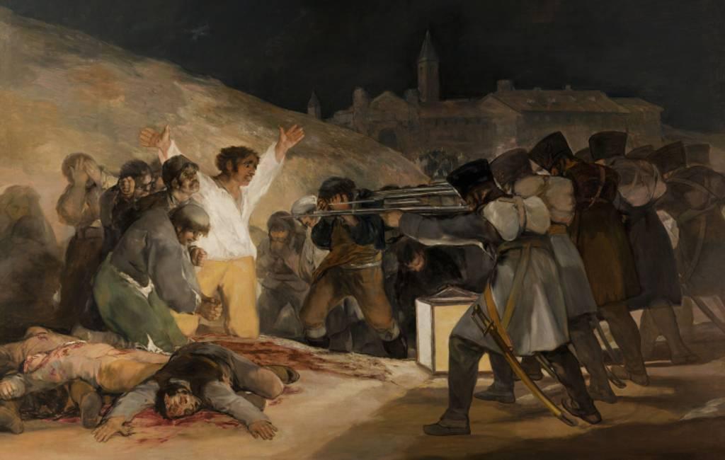2 mei is feest- en herdenkingsdag in de regio Madrid