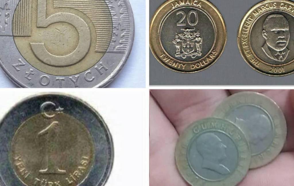 Pas op met deze munten die op 1 en 2 euro lijken in Spanje