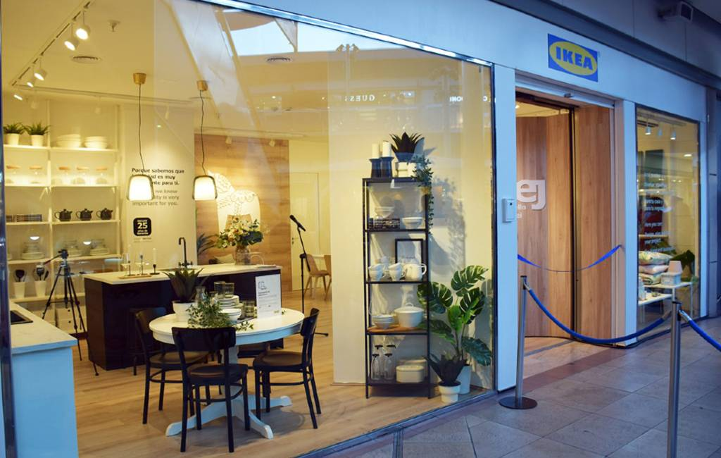 Ikea wil kleine stadswinkel openen in Alicante