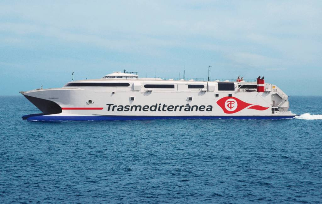 Nieuwe extra snelle bootverbinding Gandía-Ibiza-Palma