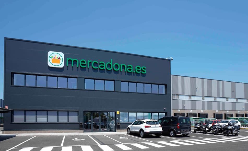 Mercadona begint met online verkoop in Barcelona