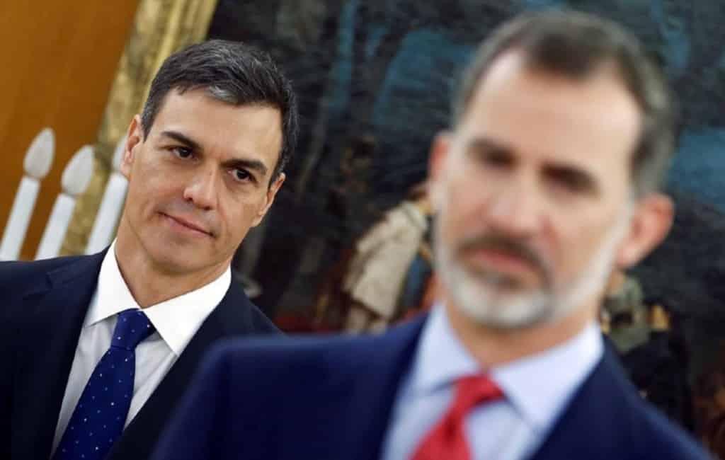 Koning Spanje stelt Pedro Sánchez voor om regering te vormen
