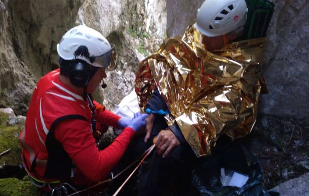 Nederlandse bergwandelaar gered in Asturië