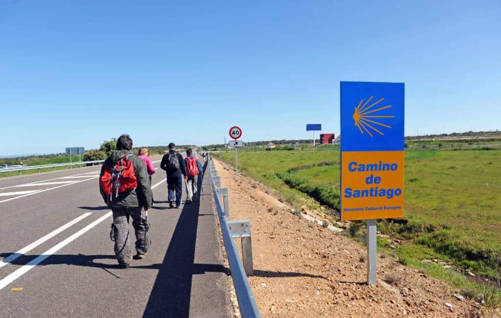 Nederlandse pelgrim wandelaarster overleden na aanrijding in Spanje