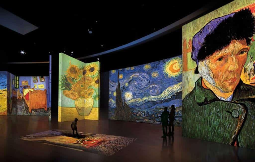 Nederlandse Van Gogh komt met spectaculaire expositie naar Valencia