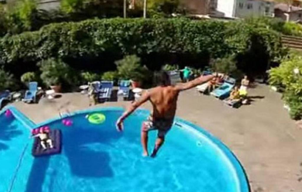 Belgische toerist zwaargewond na balconing op Ibiza