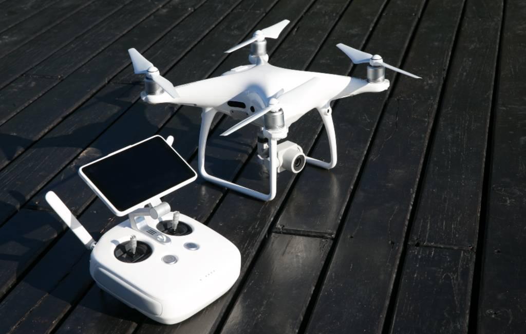 Drone opnames mogen niet op internet geplaatst worden in Spanje