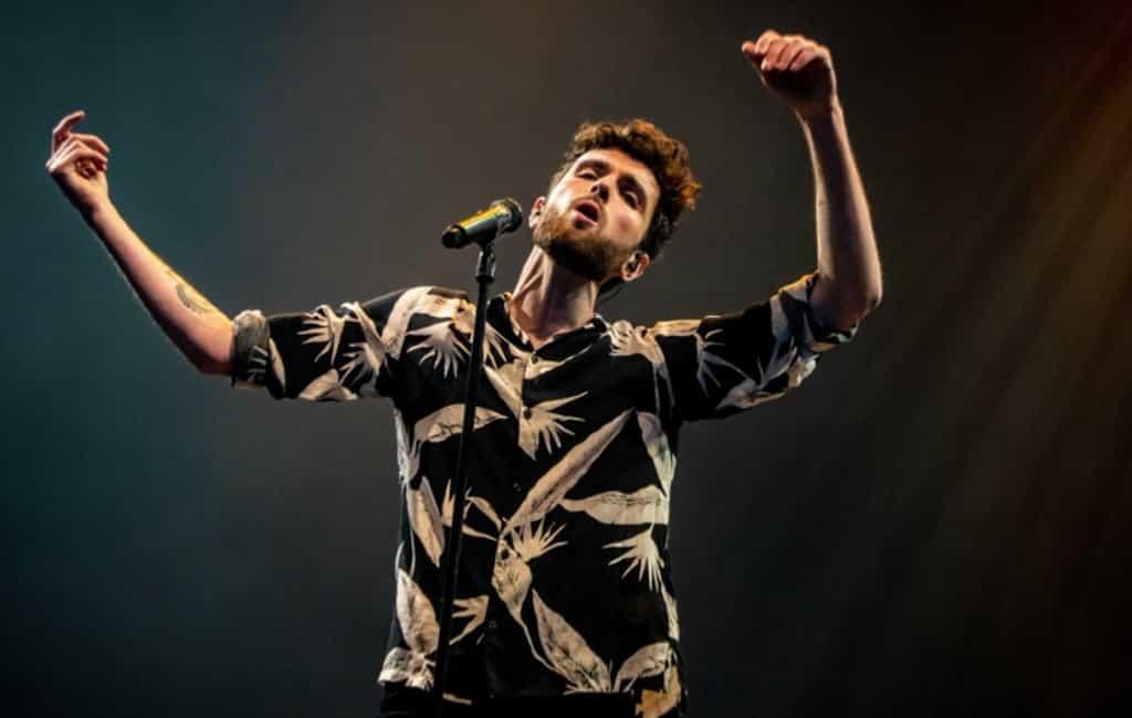 Duncan komt voor concerten naar Spanje
