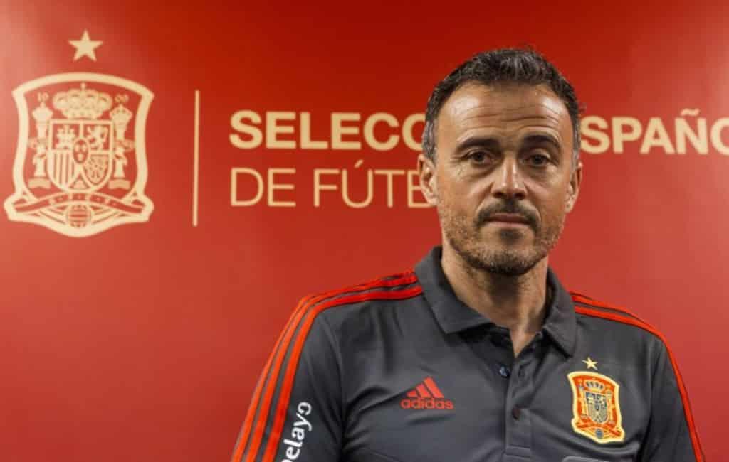 Luis Enrique stopt als bondscoach van Spanje