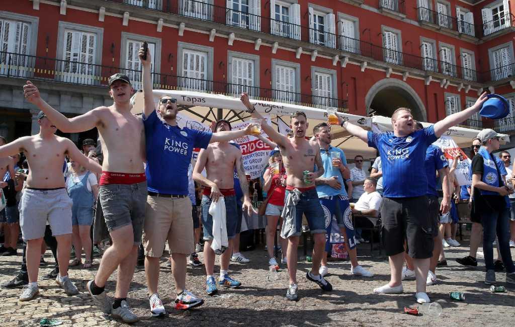 Madrid geblindeerd vanwege Britse Champions League finale