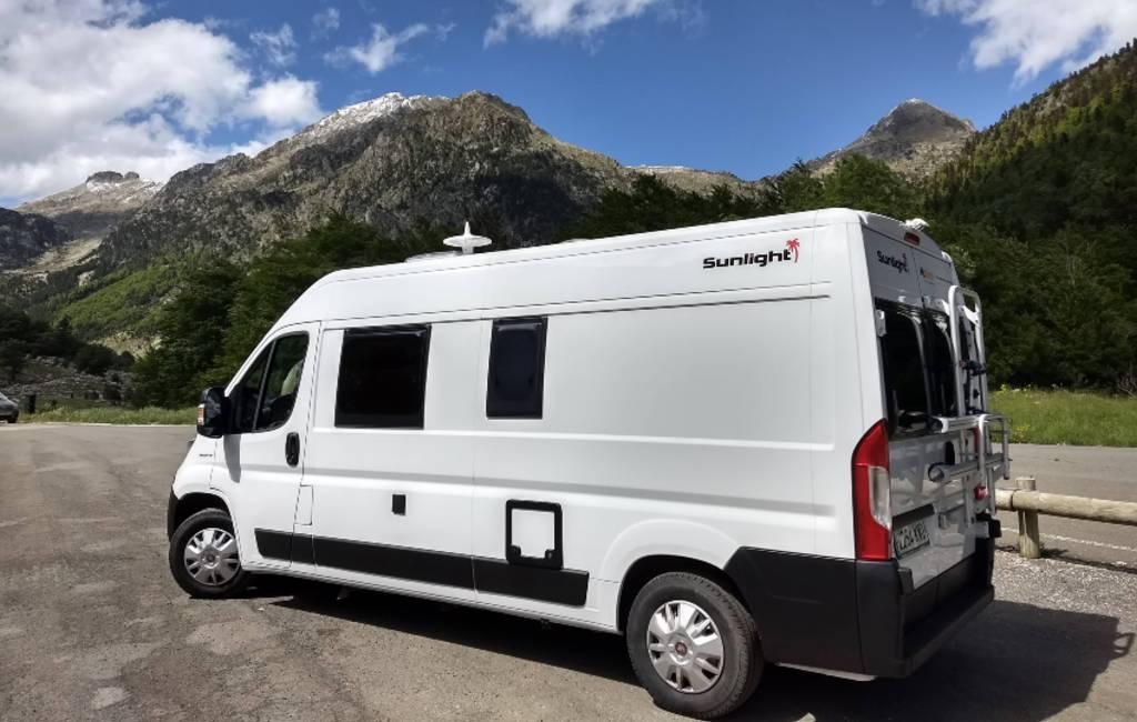 SpanjeVandaag Camper Roadtrip: Noord Aragon