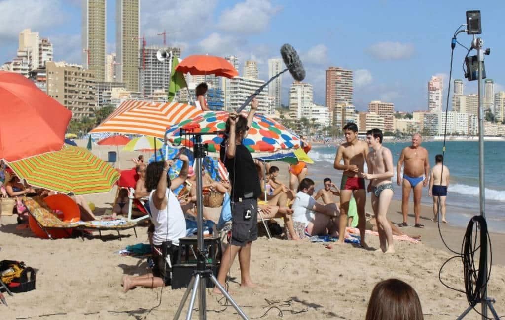 Spaanse Antena3 gaat serie opnemen in Benidorm