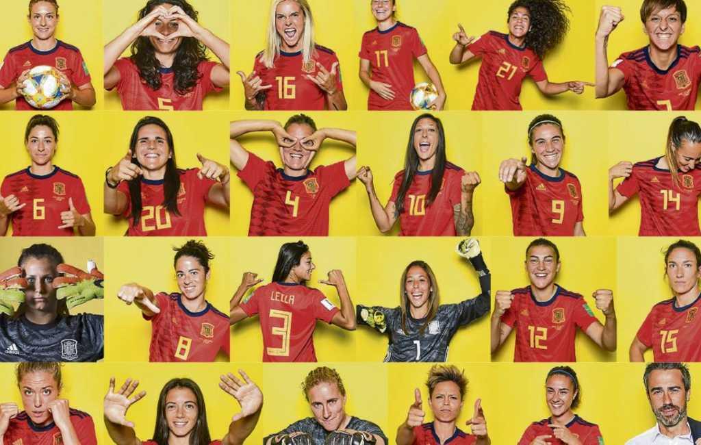 Vrouwenvoetbal in Spanje