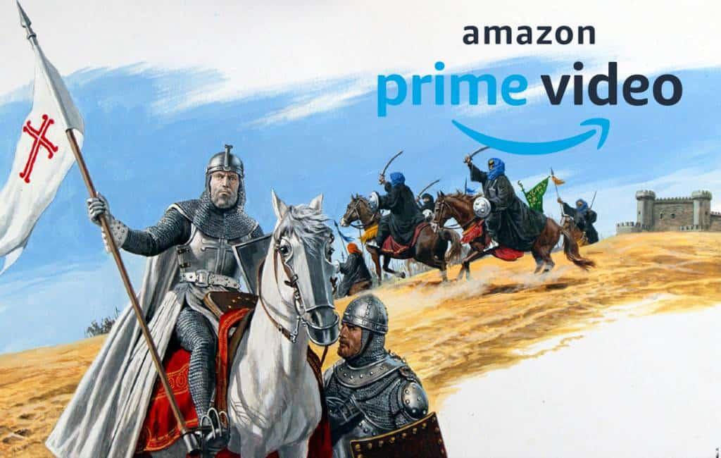 Spaanse middeleeuwse held El Cid krijgt Amazon serie