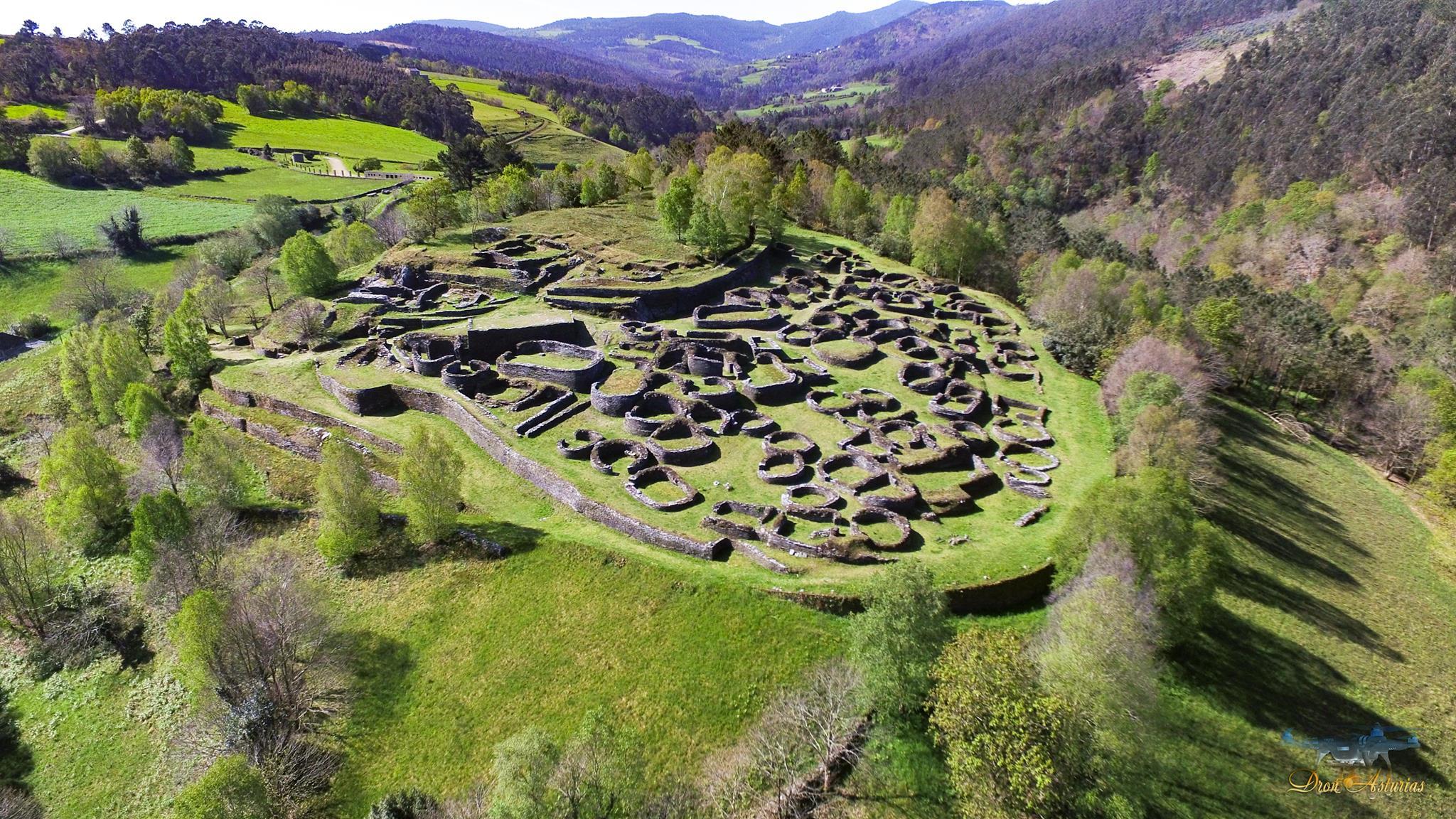 Zomerhitte en drukte vermijden in Spanje kan in: Asturië