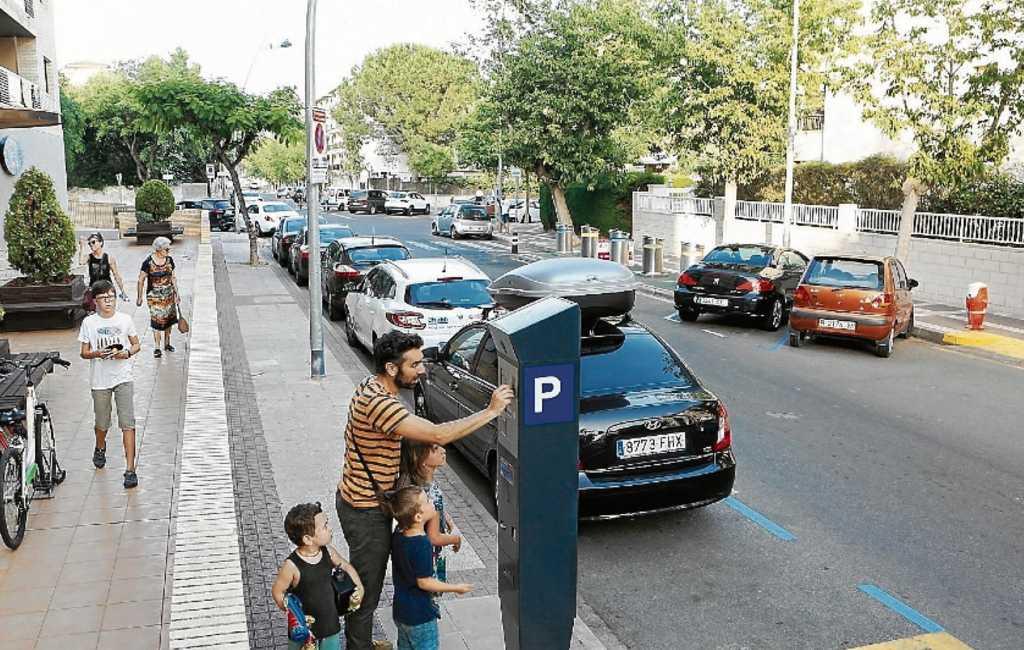 Verwarring om betaald parkeren in Cambrils en Vinyols aan de Costa Dorada
