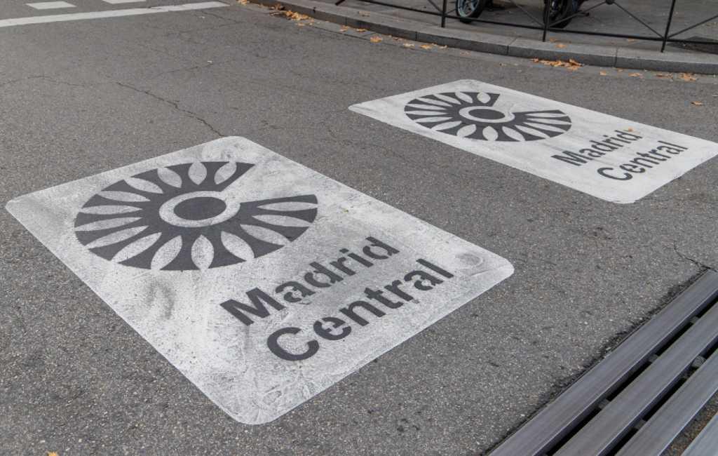 Rechter zegt dat er weer boetes moeten komen in Madrid Central