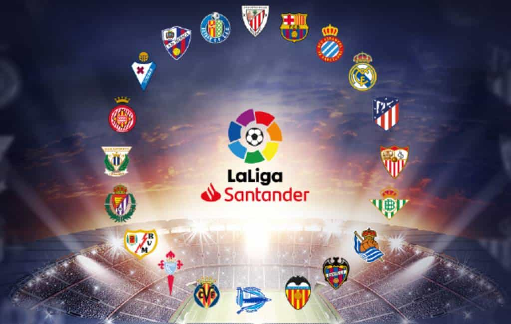 Spaanse voetbalcompetitie data bekend met El Clásico op 27 oktober