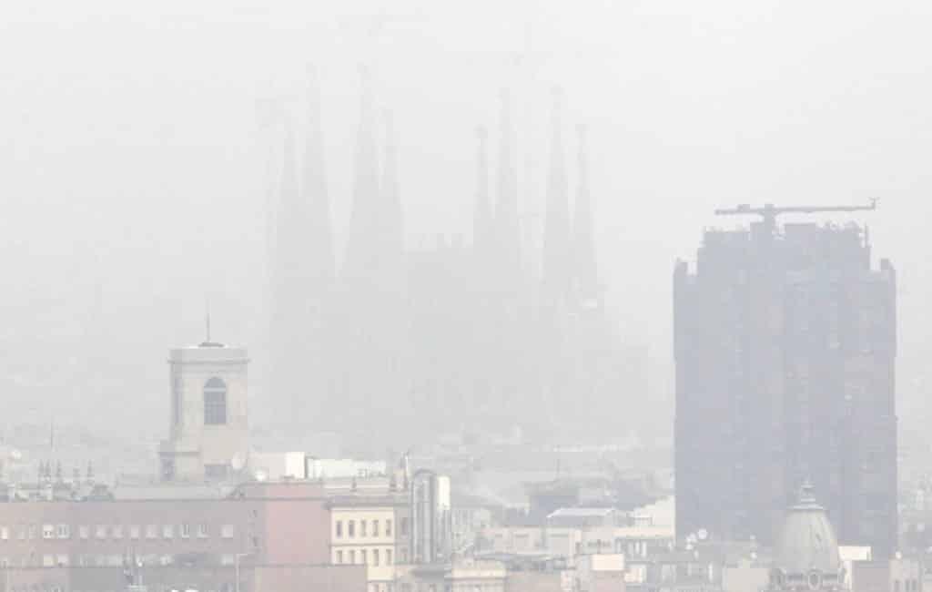 Europese Commissie klaagt Spanje aan vanwege luchtvervuiling