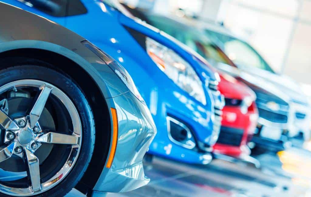 62 procent van de auto's in Spanje is ouder dan 10 jaar
