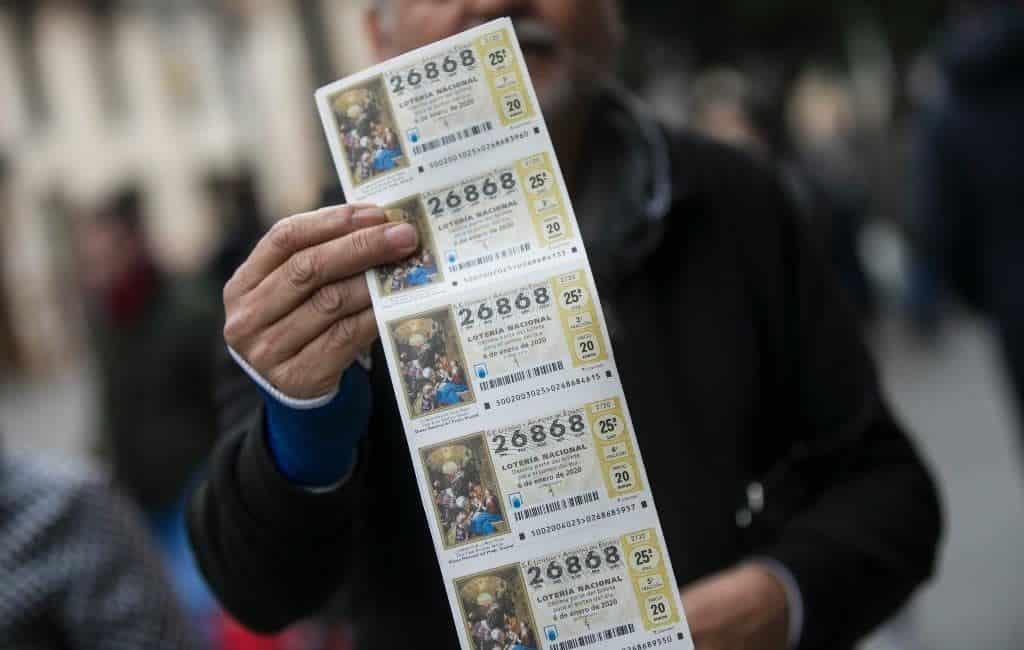 Het beste souvenir van Spanje is in de verkoop gegaan: El Gordo kerstloterij