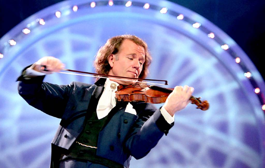 André Rieu concert kaarten nog verkrijgbaar in Spanje
