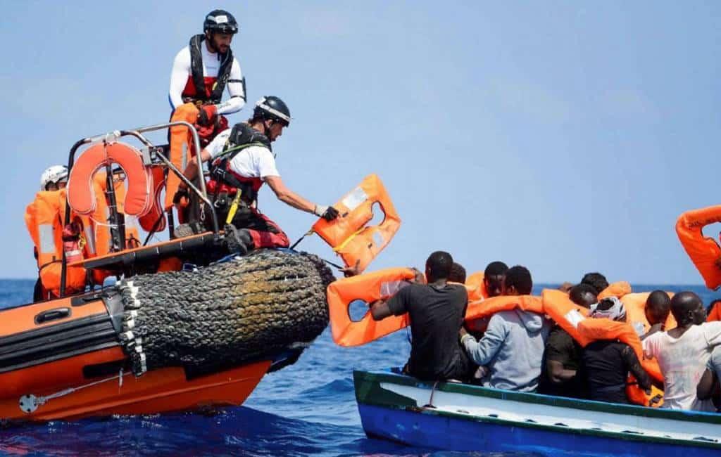Aantal Afrikaanse immigranten in Spanje met 30% gedaald
