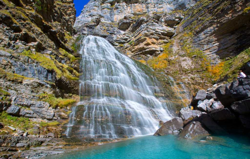 Beste waterval ter wereld ligt in het Ordesa natuurpark in Spanje