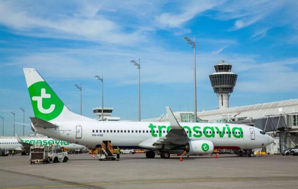 Transavia vlucht richting Barcelona aan de grond vanwege mes