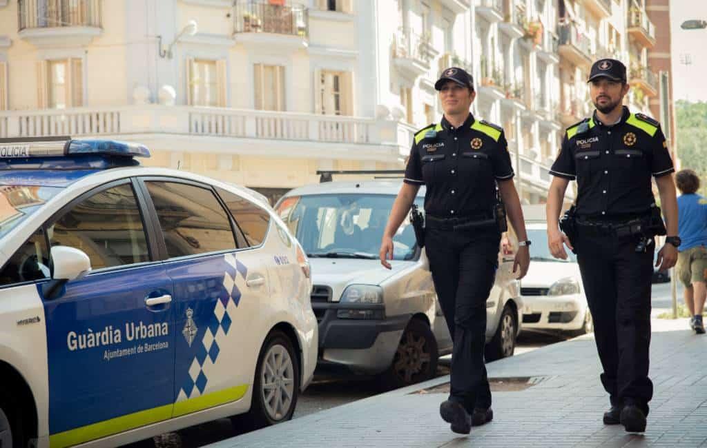 Veiligheidscrisis in Barcelona