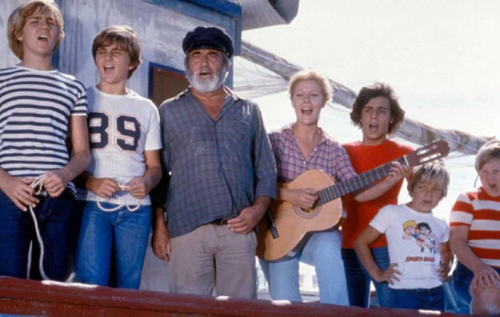 Spaanse tv-serie 'Verano Azul' viert 40 jaar op plein in Nerja en op de tv