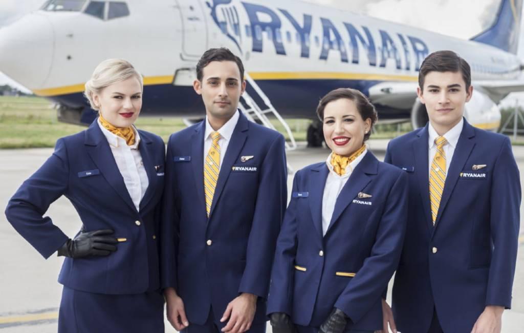 Ryanair cabinepersoneel Spanje gaat 10 dagen staken in september