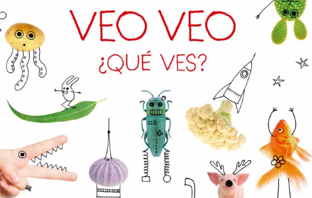 Veo veo: Ik zie, ik zie wat jij niet ziet op zijn Spaans