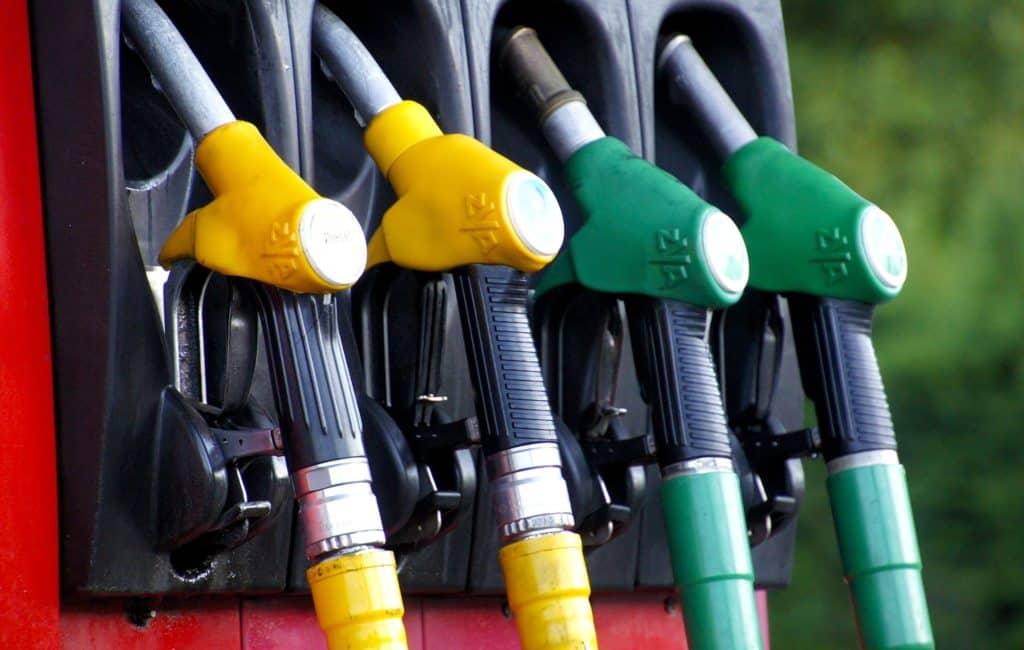 Benzine 12% & diesel 7% duurder sinds begin 2019