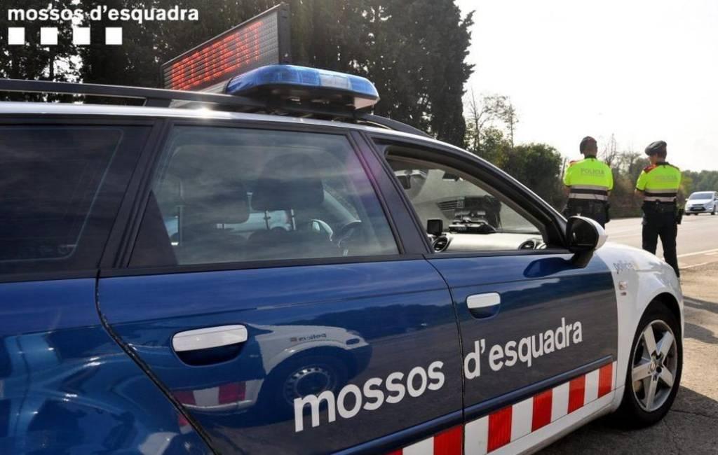 In gestolen auto rijdende Nederlander gearresteerd