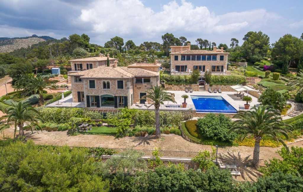 Top 10 duurste woningen die te koop staan in Spanje