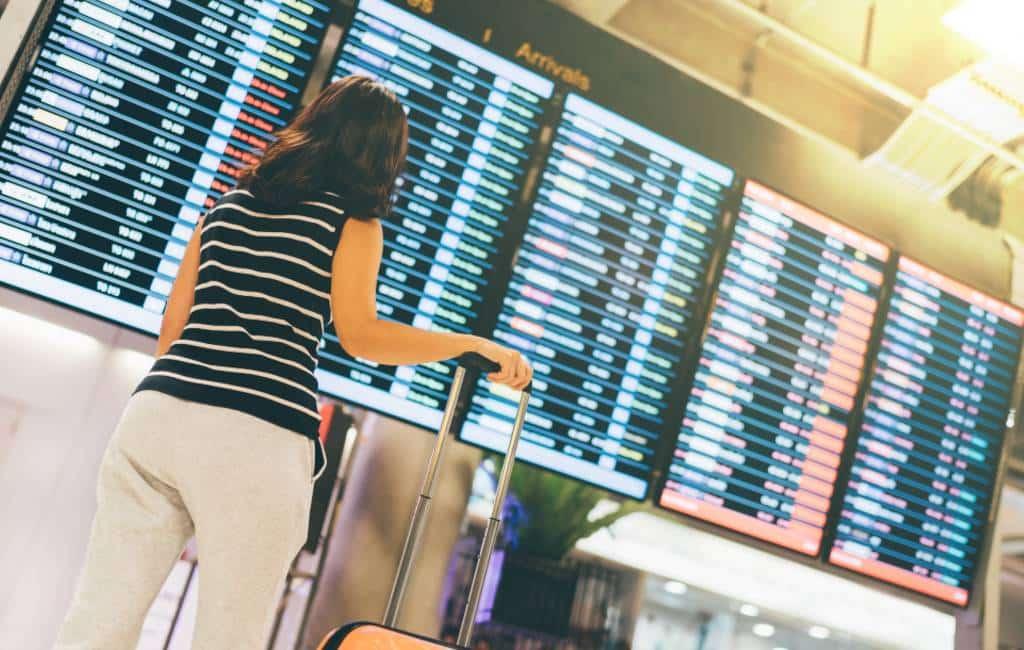 Stakingen Spanje: Ryanair & Vueling vluchten en treinen