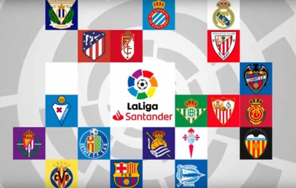 Leuke wist je datjes over de Spaanse voetbalcompetitie