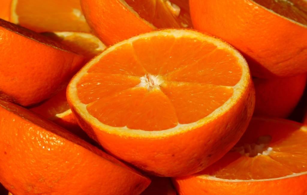 100 euro voor 7.000 kilo sinaasappels in Valencia