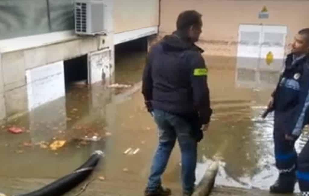 Een dode bij noodweer in Catalonië