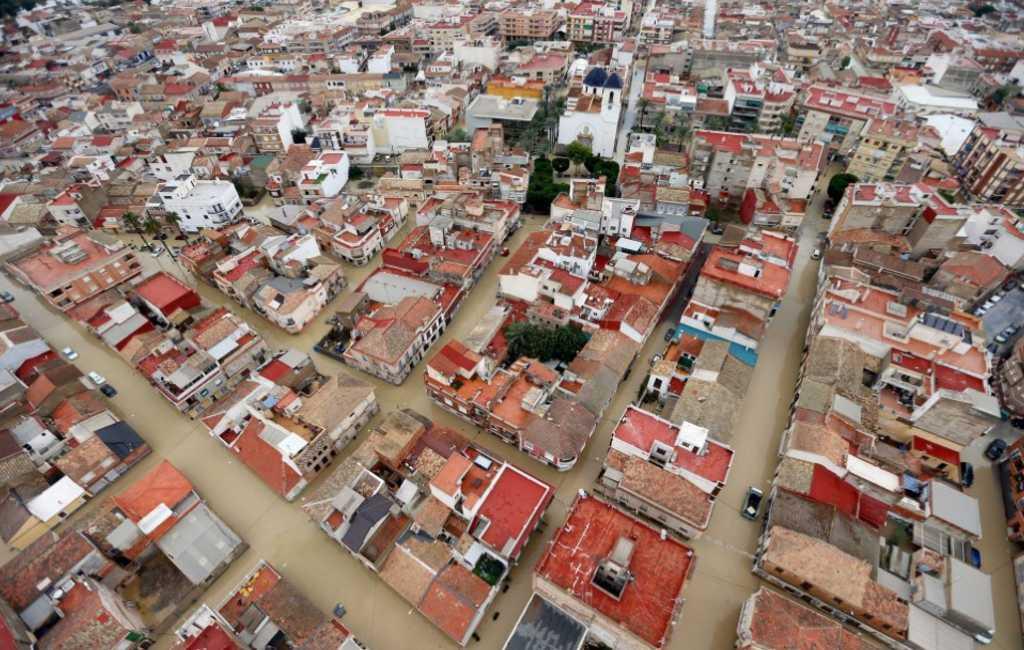 Zoektocht naar verdwenen Nederlander na overstromingen in Alicante
