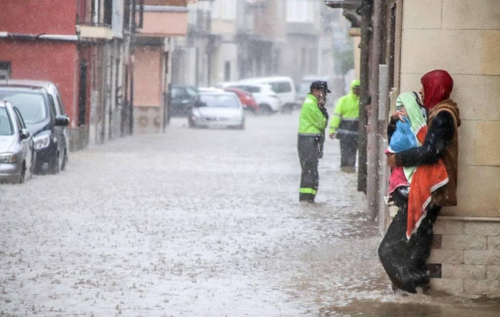 Ergste overstromingen sinds 32 jaar in Alicante en Murcia