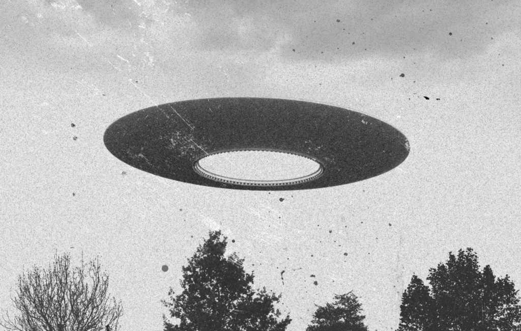 UFO waarnemingen boven Spanje