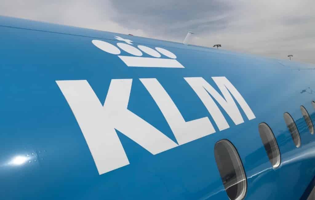 Grondpersoneel KLM staakt met vertragingen en annuleringen vluchten Spanje