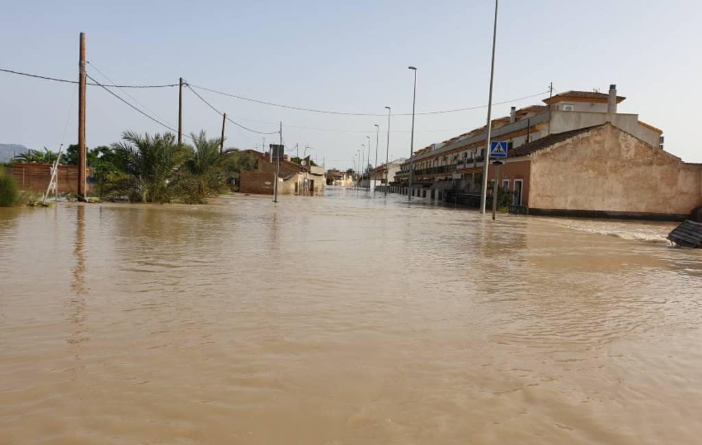 Na overstromingen als vermist opgegeven Belg levend gevonden