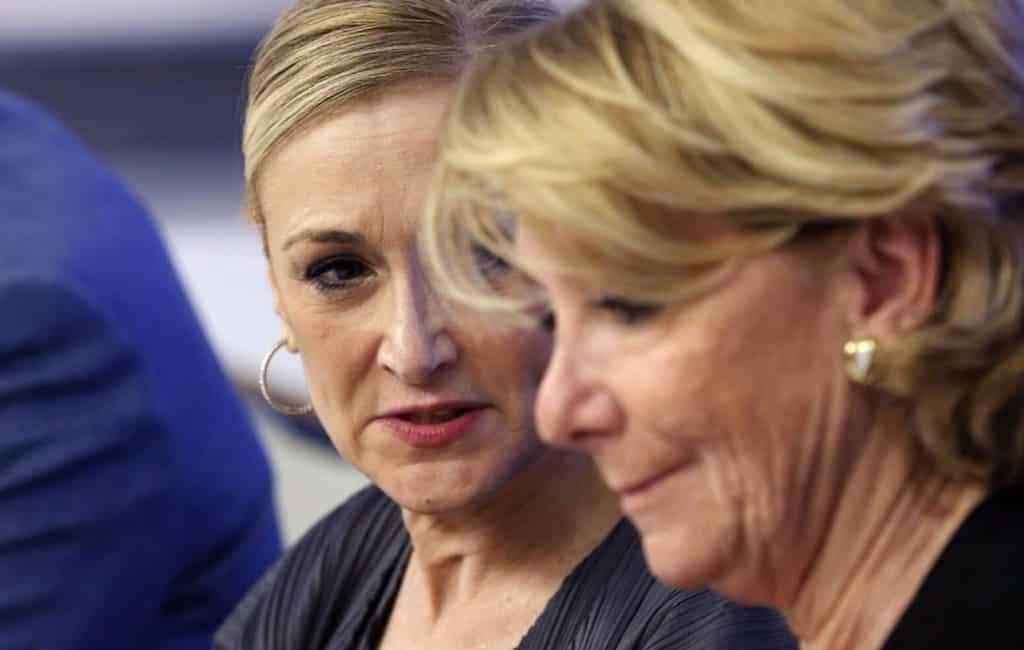 Rechters onderzoeken 15 jaar corruptie bij PP regio-regeringen Madrid