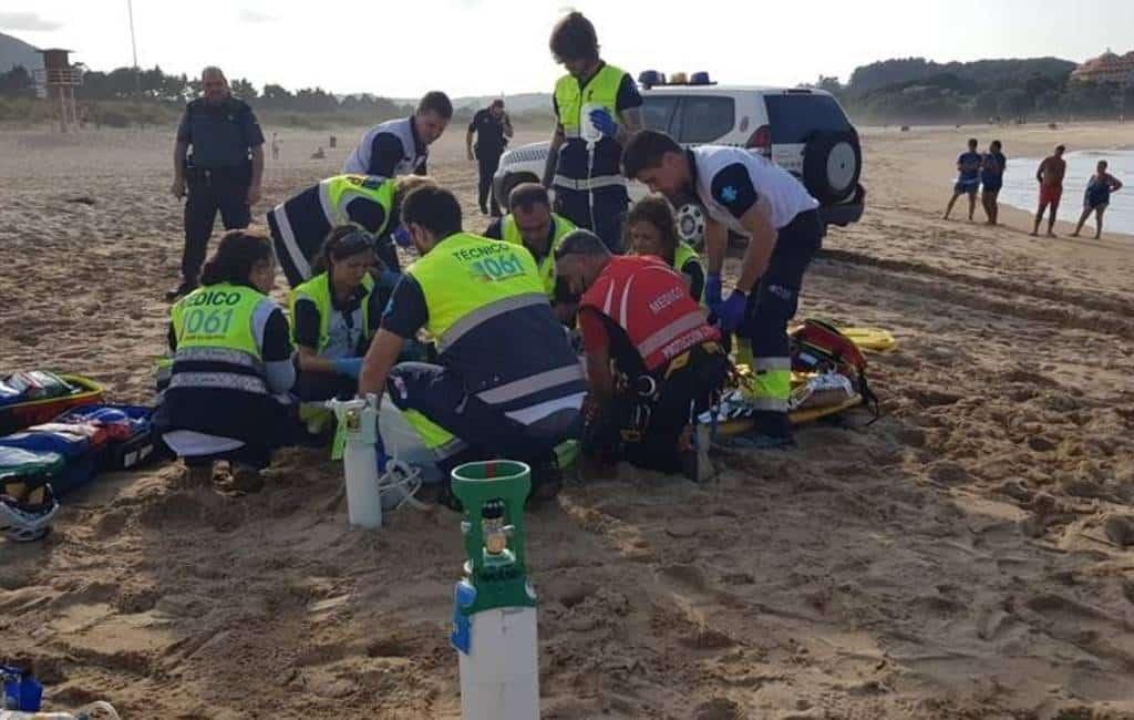 65-jarige Nederlandse vrouw verdronken in Cantabrië