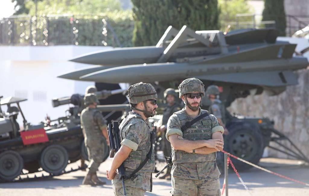 Ibiza overgenomen door 600 militairen van het Spaanse leger