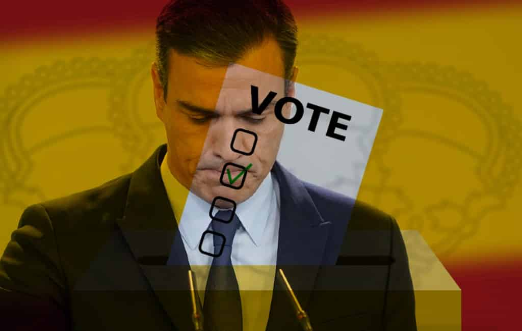 Nieuwe parlementsverkiezingen Spanje op 10 november